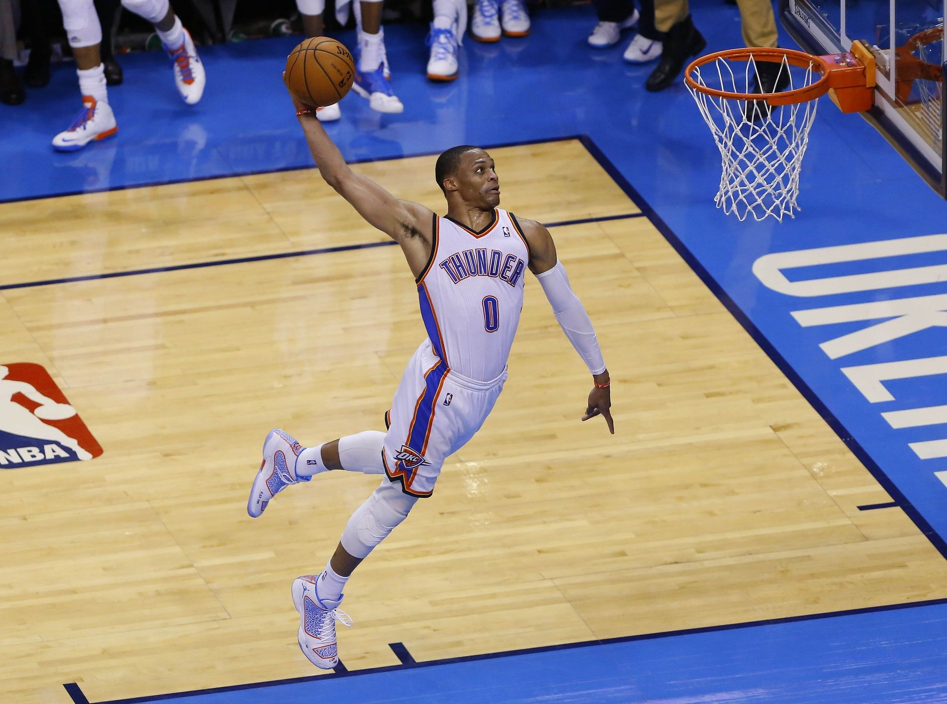 Russell Westbrook's Historic Season Ends With No Shot At