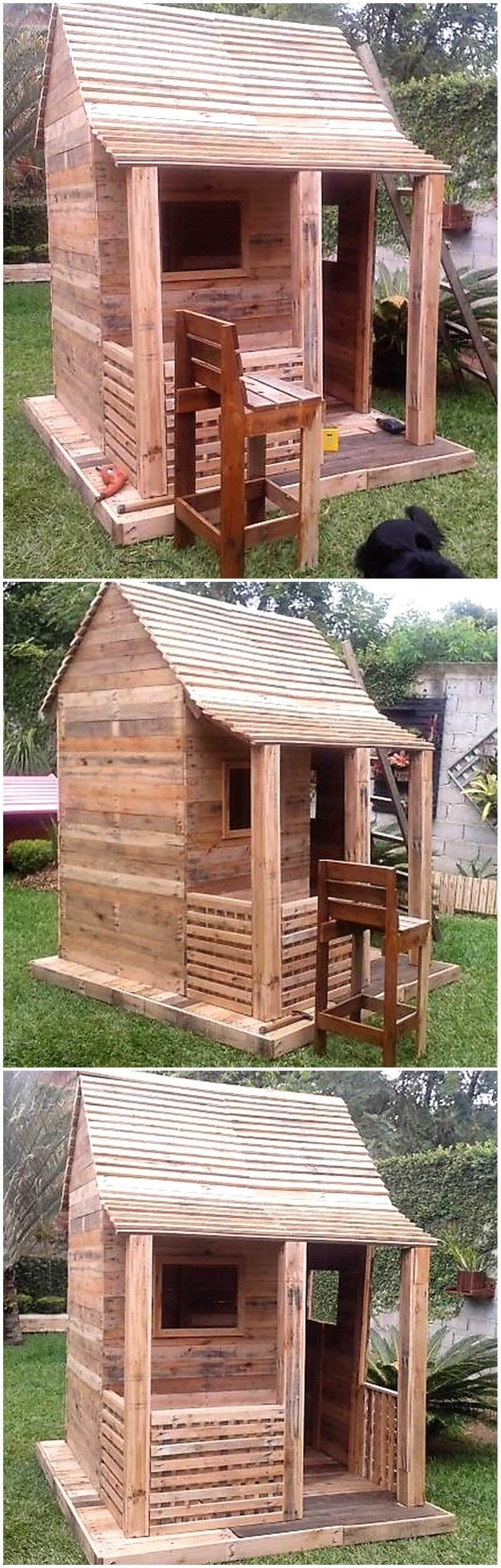 Creative Pallet Recycling DIY Ideas And Projects #oldpalletsforcrafting