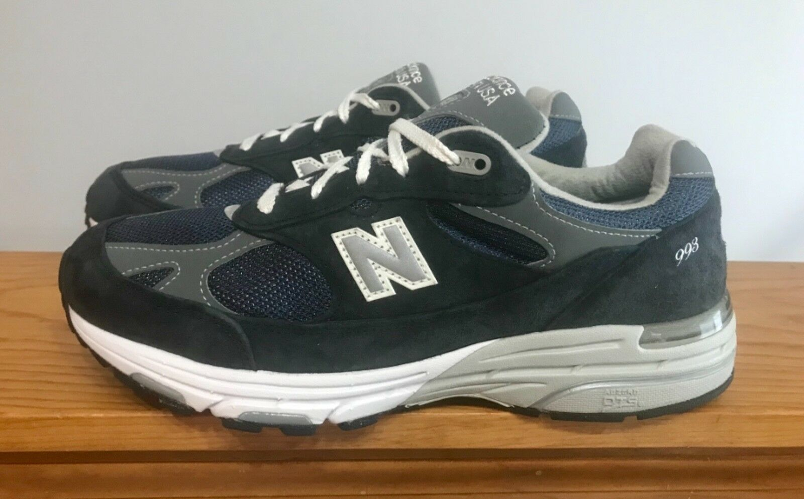 brand new 95312 4794d Details about NEW BALANCE 993 USA WALKING ATHLETIC Running ...