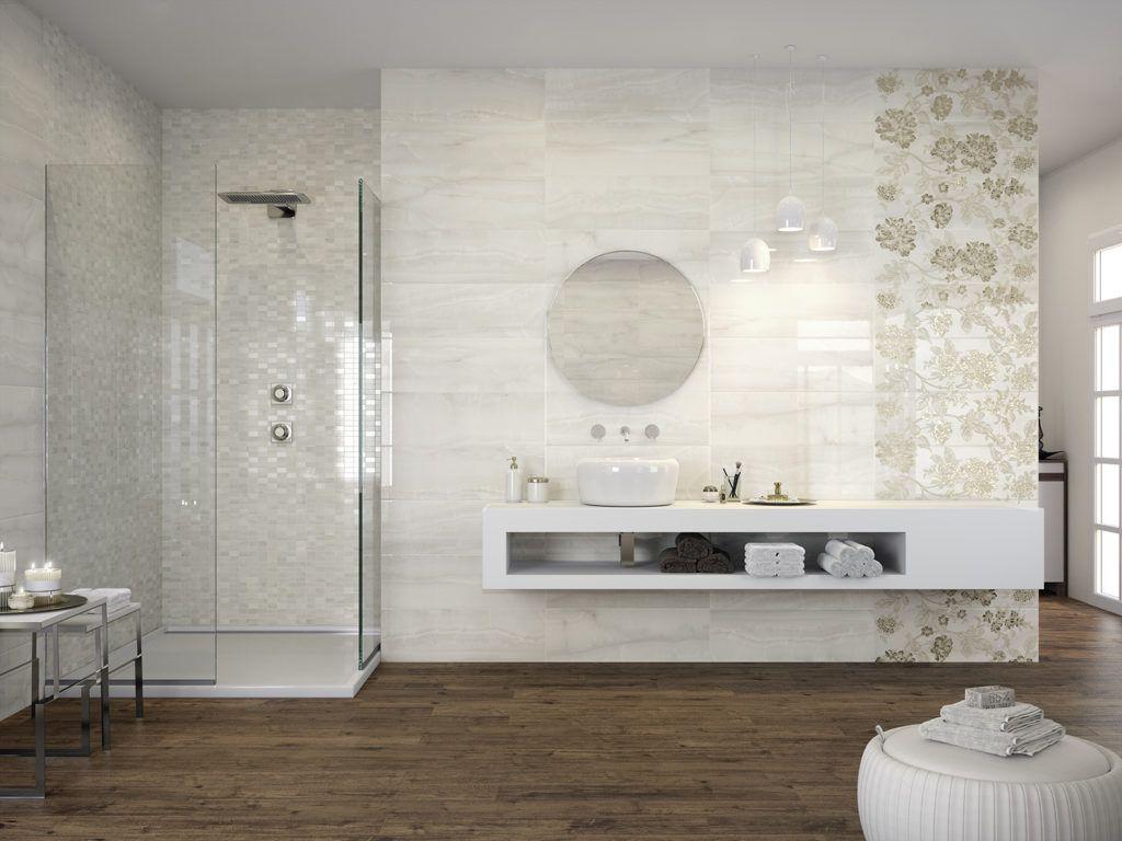 Illuminare il bagno con rivestimenti in vetro arredamento d