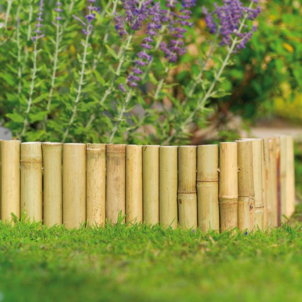Garden Design Using Bamboo 10 landscape edging ideas | landscape with picturesque twist