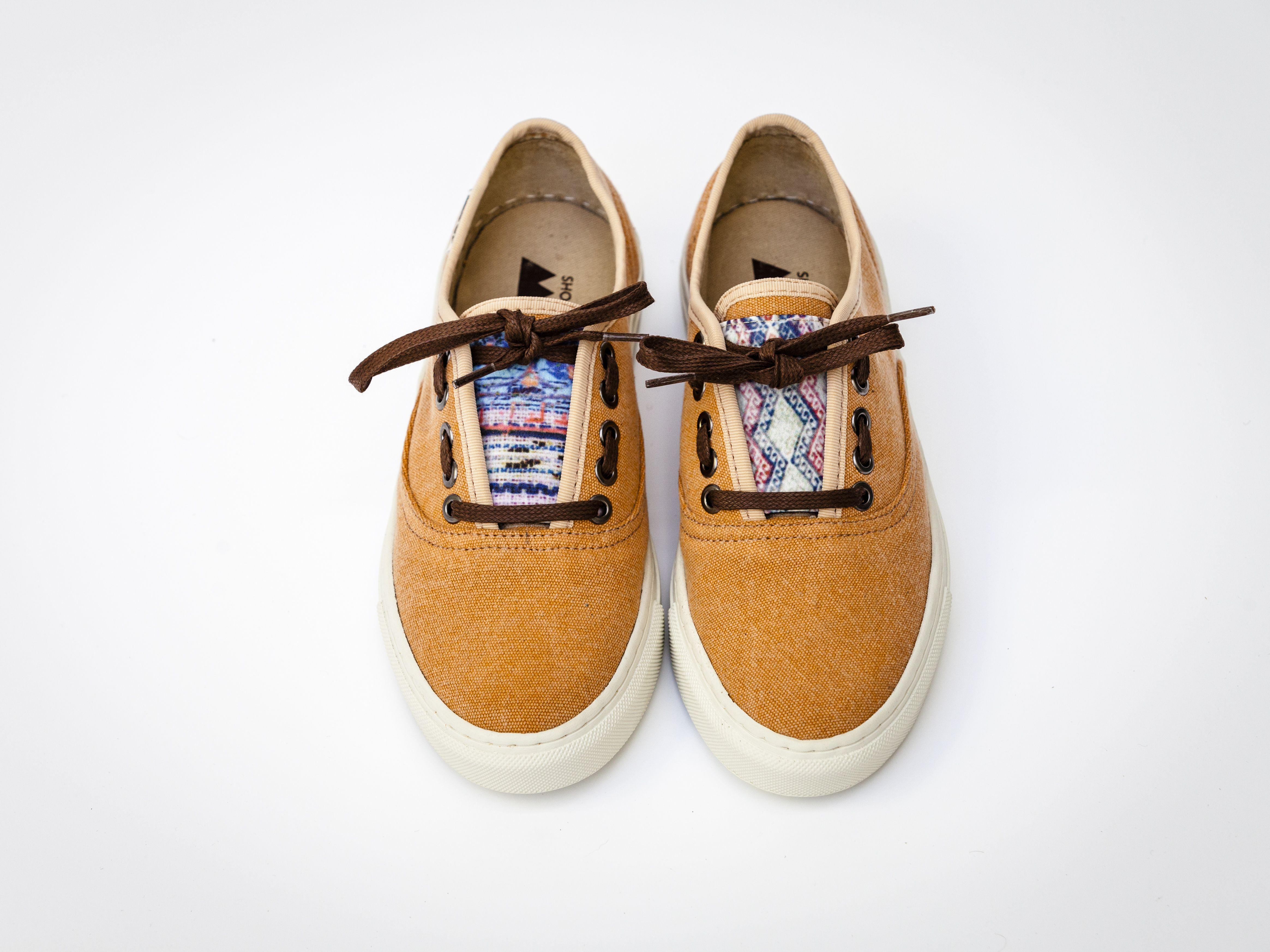 Shoes Salmão MOOD #14