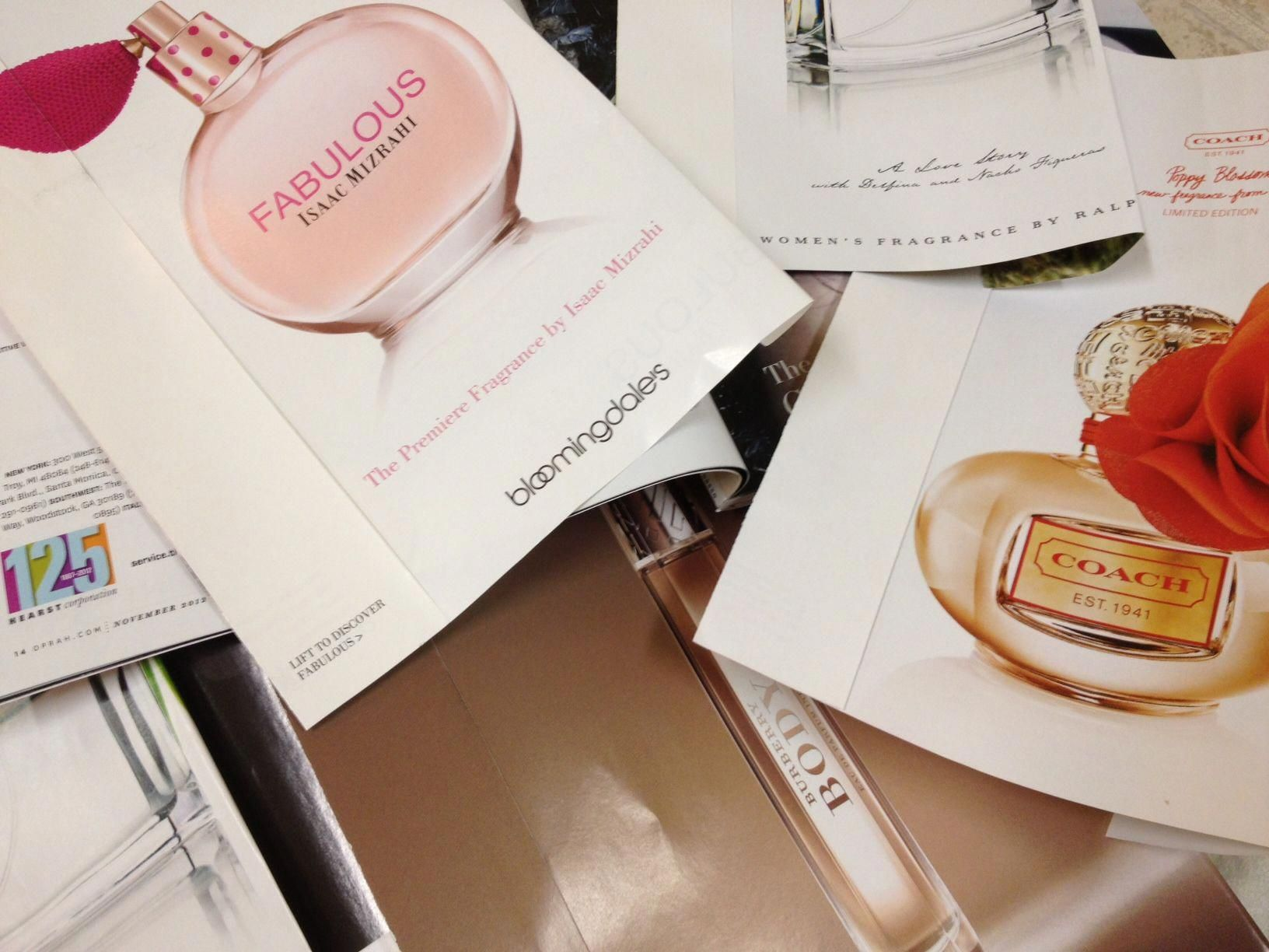 Ask Magazines To Lose The Poison Perfume Pages Forwinter For
