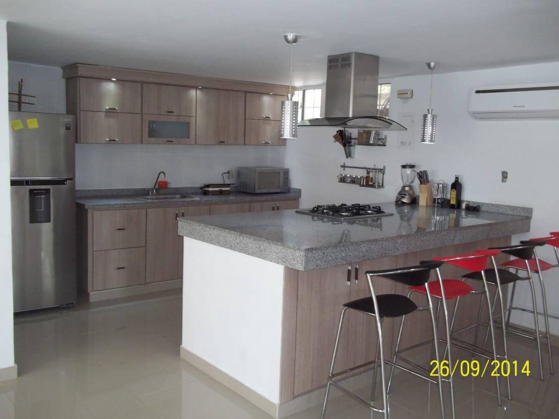 Cocinas Integrales Modernas En Barranquilla De Arteintegrales