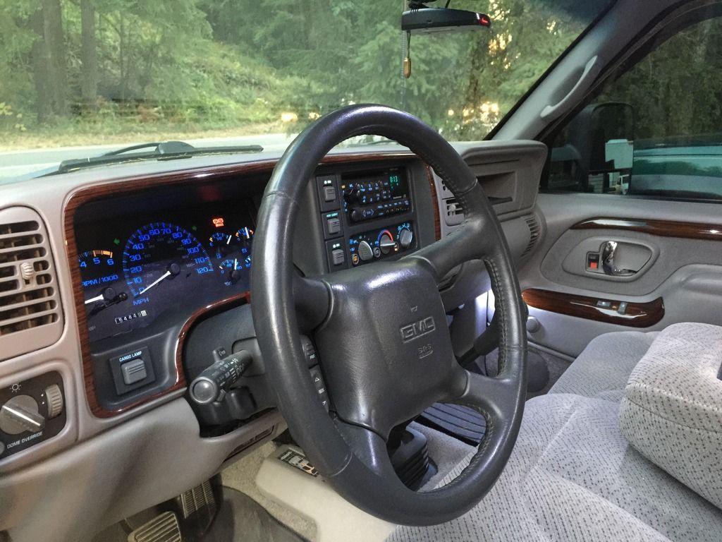 Denali Dash Bezel Mod Chevy Accessories Gmc Truck Accessories Chevy Tahoe Interior