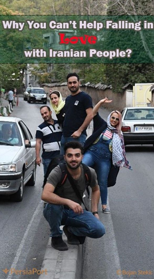 Why You Cant Help Falling in Love with Iranian People? Read Bojan's story about his first encounter with Iranian people!
