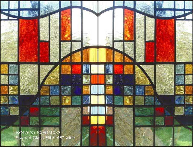 Decorative Films | Window Film | Stained Glass | Privacy | Treatment ...