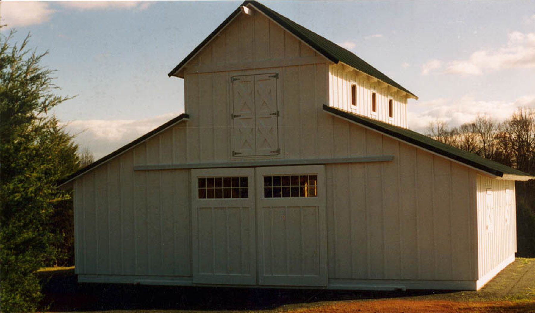 wonderful barn with loft #1: Pinterest