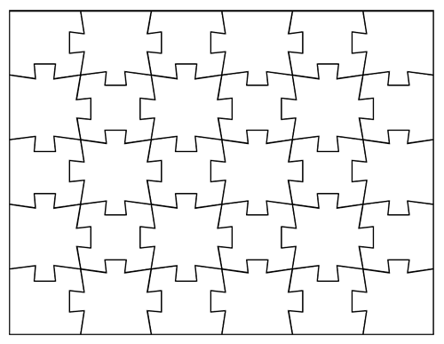 Blank Jigsaw Puzzle Templates Make Your Own Jigsaw Puzzle For Free Puzzle Piece Template Custom Jigsaw Puzzles Puzzle Pieces