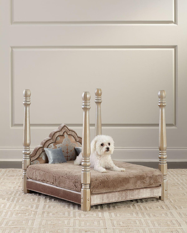 Haute House Jaiga Poster Pet Bed Pets, House beds, Furniture
