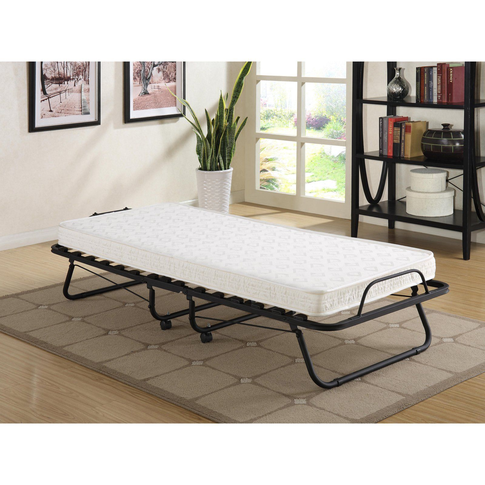 Primo International Uplifted Al1 Folding Cot Bed Foldable Bed