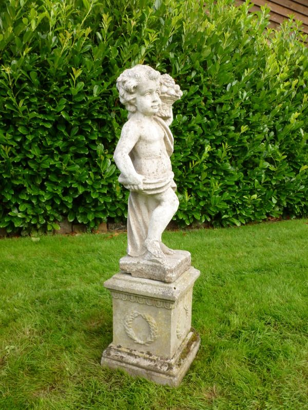 Cast Iron Radiators And Architectural Antiques For Your Home Garden Statues Vintage Garden Garden Urns