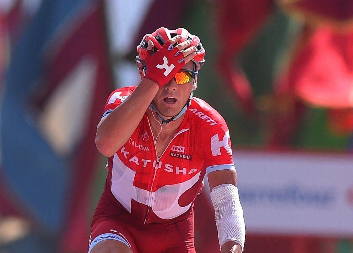 La Vuelta Espana 2016 Stage 8