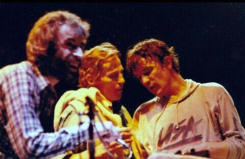 Richard, Levon and Rick
