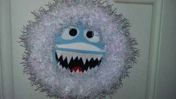 Check out this item in my Etsy shop https://www.etsy.com/listing/496260553/abominable-snowman-rudolph-bumble