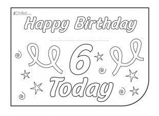 Lots Of Birthday Coloring Sheets Birthday Coloring Pages Happy Birthday Coloring Pages Birthday Card Design