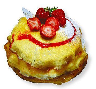 デコレーションケーキ   手作り菓子工房 ペルシュ 福井県鯖江市にあるケーキ屋