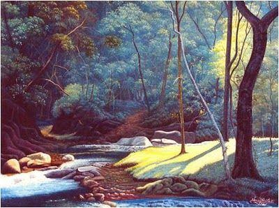Mestres da Pintura: Ivânio Cristelli