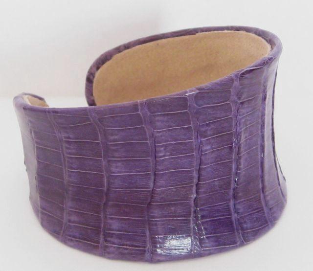 Croc bracelet