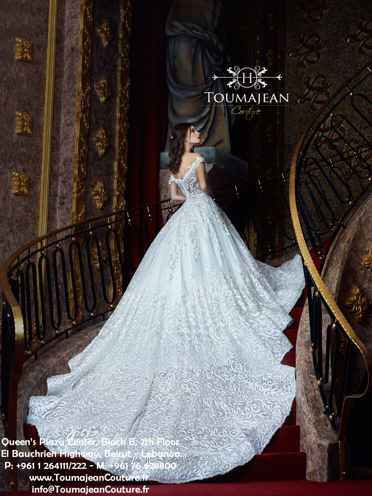 Toumajean Couture | Платье мечты | Pinterest | Couture, Wedding and ...