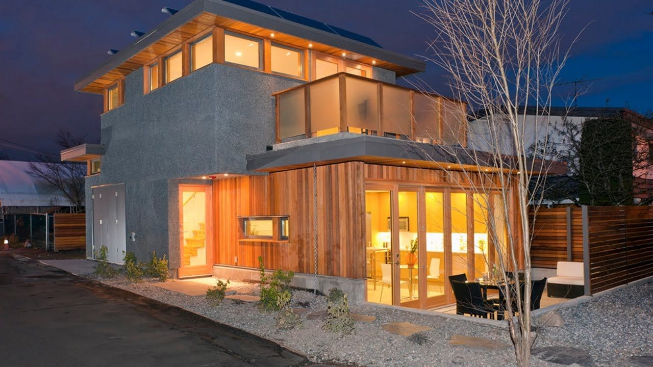 Beautiful Houses Under 900 sq feet Reduce Your Footprint