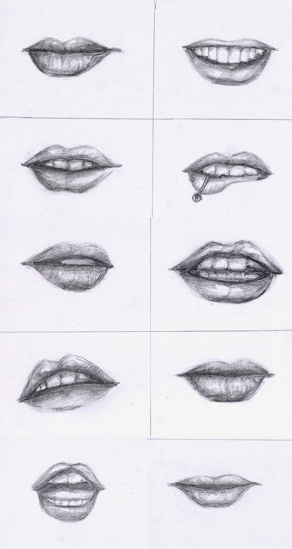 How To Draw Eyebrow Use Preferably 0 5 Mm Mechanical Pencil 2b And 4b Pencils Or Fine Tipped Be Lips Drawing How To Draw Eyebrows Teeth Drawing
