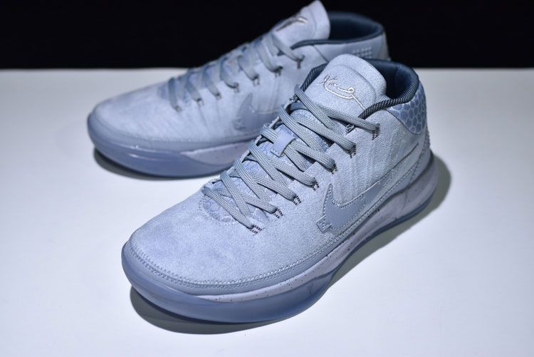 3c5a3e5c1062 Nike Kobe A.D. Mid Colorway Detached Sneakers Men s Basketball Shoes Grey