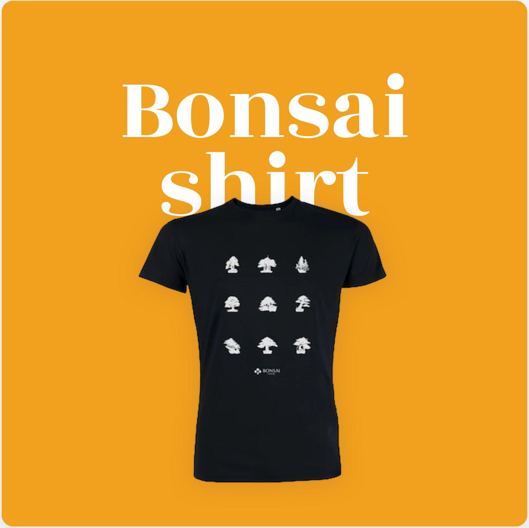 Bonsai T Shirt In 2020 Organic Cotton T Shirts T Shirt Shirts
