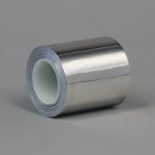 Tapecase 3311 2in X 5yd Silver Aluminum Foil Tape 1 Roll Numberofitems 1 Itemwidthstring 2 Inches Color Silver Itemthick Foil Tape Aluminum Foil Foil