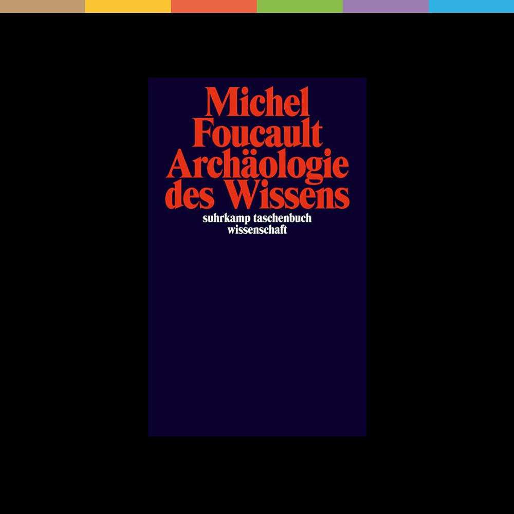 Die Archäologie des Wissens stellt Fragen wie: Wie soll man die verschiedenen Begriffe spezifizieren, mit denen man die Diskontinuität in der Geschichte zu be greifen versucht (Schwelle, Bruch, Einschnitt,Wechsel, Tranformation)? Nach welchen Kriterien soll man die Einheiten isolieren, mit denen man es zu tun hat? Was ist eine Wissenschaft? Was ist ein Werk? Was ist eine Theorie? Was ist ein Begriff? Was ist ein Text? Welches ist das angemessene Niveau der Formalisierung, welches das der struktu