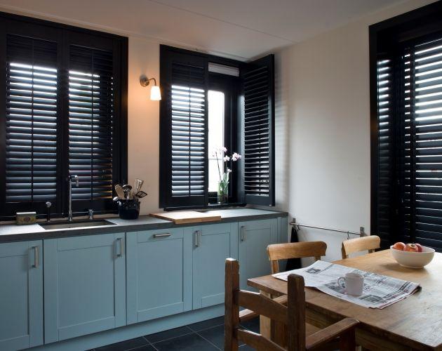 Kitchen jasno shutters shutters kitchen keuken