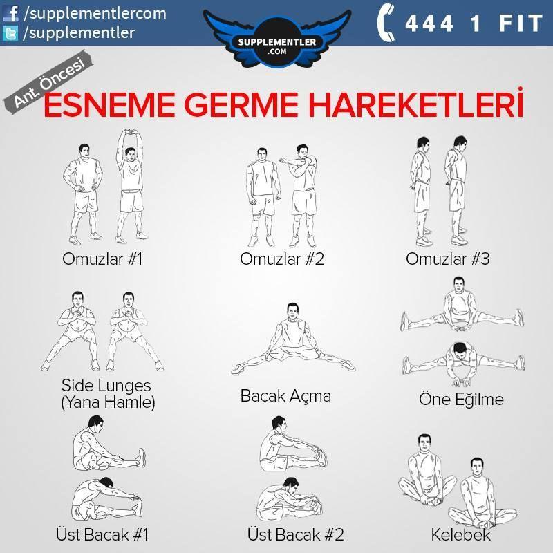 Dehnübungen vor dem Training #protein #fitness #health #supplement #fi ..., #Dehnübungen #dem #Fitne...