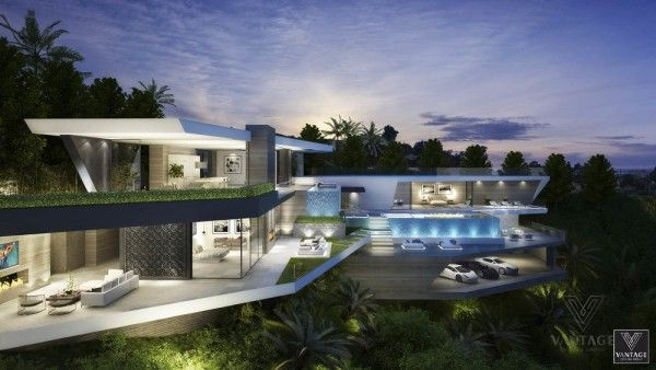 Marvelous Exceptional Architecture Concepts From Vantage Design Group