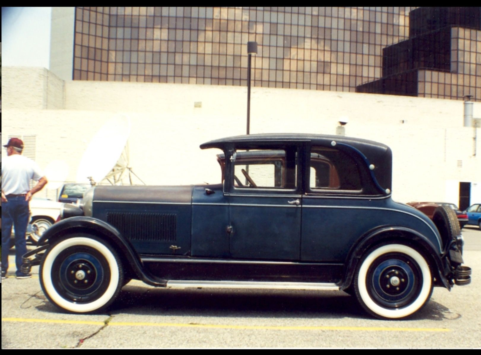 Very nice unrestored 1927 Studebaker Big Six Victoria | automobiles ...