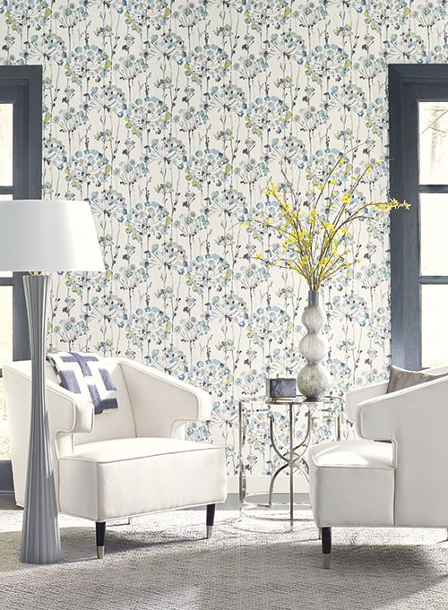 Candice Olson Living Room Furniture: Flourish Pattern In Modern Artisan By Candice Olson