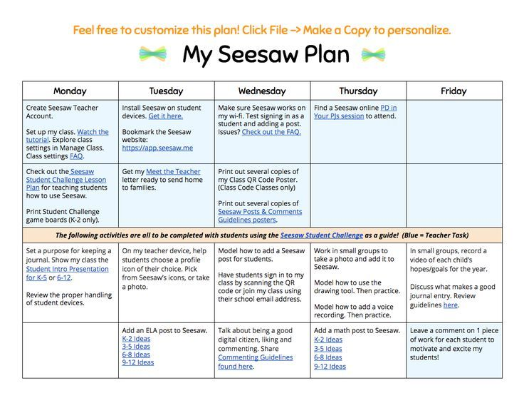 Image result for seesaw assessment kindergarten | SeeSaw In My