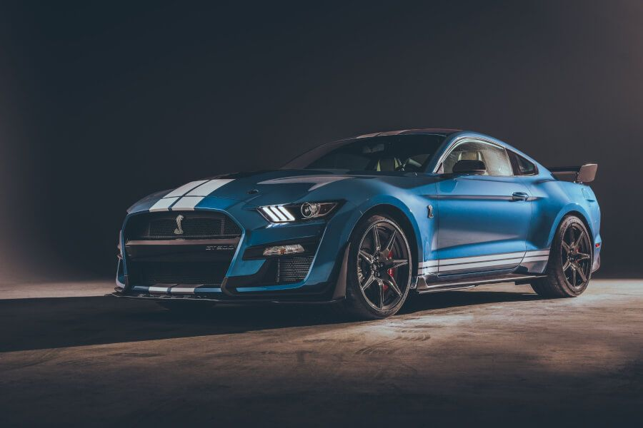 Ford Decreases The Maximum Speed Of The 2020 Model Mustang Shelby Gt500 Ford Mustang Shelby Ford Mustang Shelby Gt500 Shelby Gt500