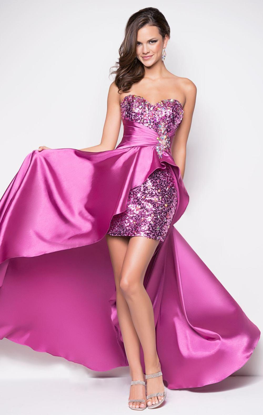 Fotos de vestidos cortos para quinceañeras | Pinterest | Vestidos ...
