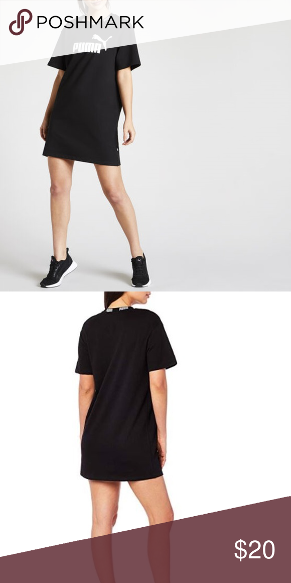 PUMA Dress NWT | Sweat dress, Clothes design, Dresses