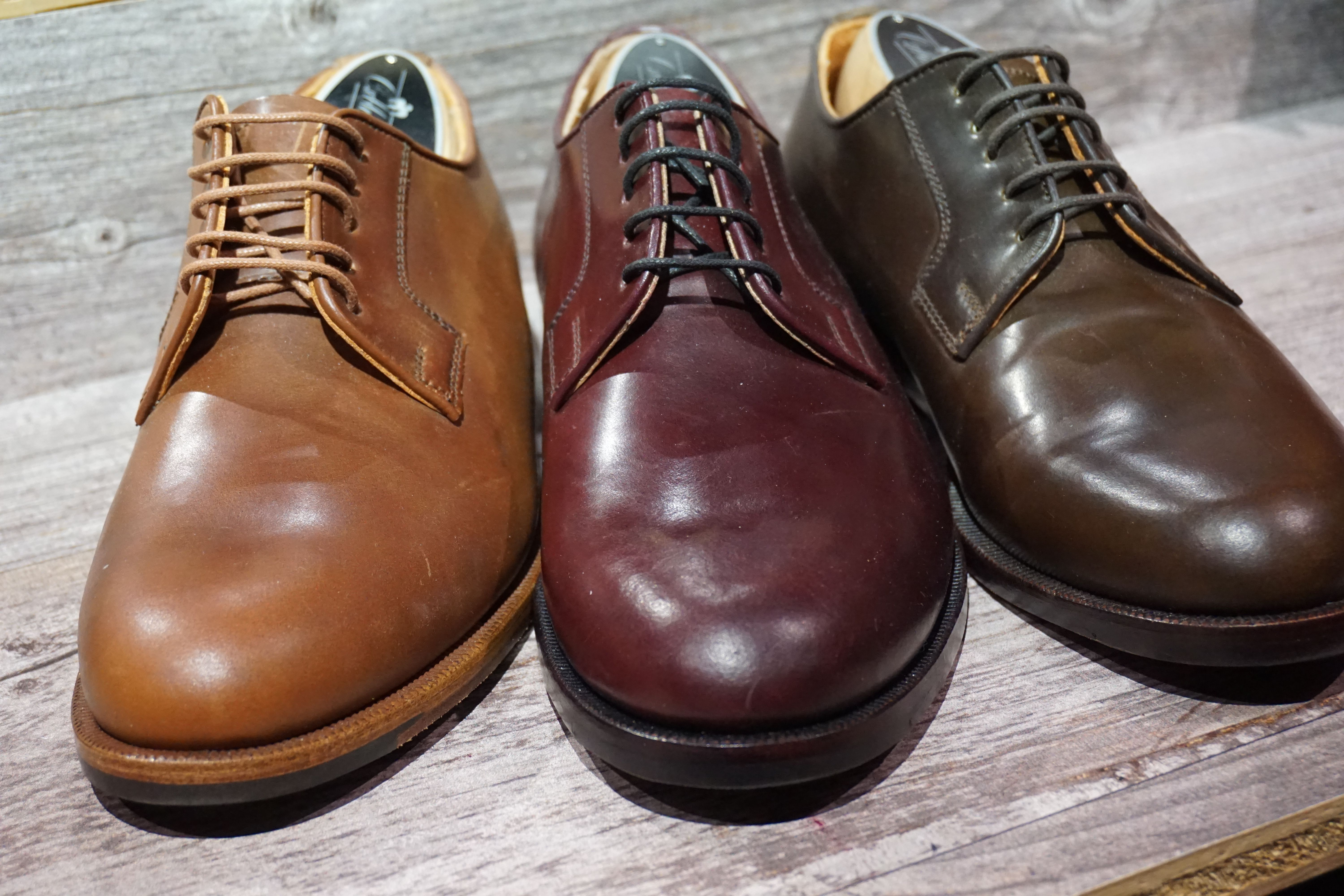 Finest Cordovan Shoes available at Oxblood Zürich Europaallee19 8004 Zürich www.oxblood.ch