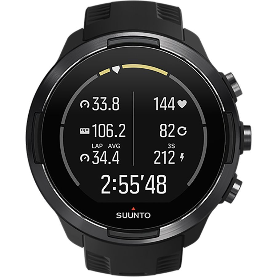 Suunto Suunto 9 Baro With Heart Rate Belt Spartan Sports Suunto Gps Watch