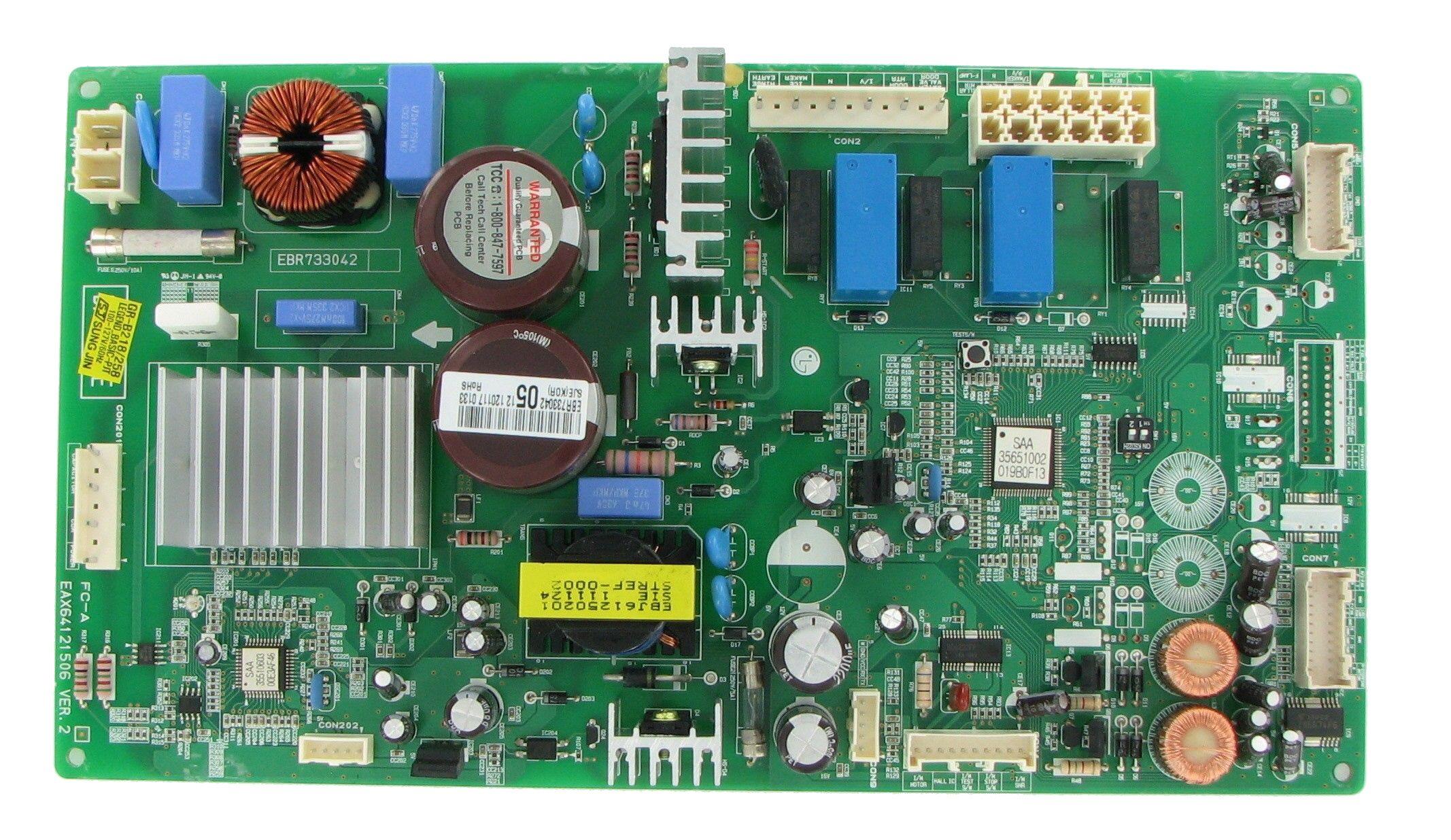 Lg kenmore ebr73304205 refrigerator electronic control