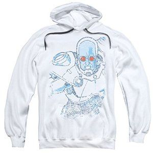 DC Batman Snowblind Freeze Pull Over Hoodie