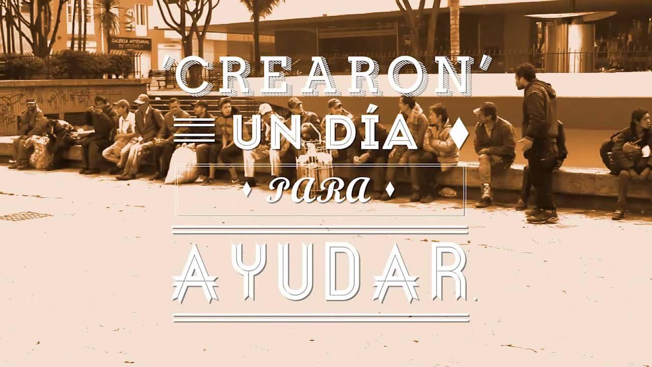 Dar, compartir y ayudar son irónicamente lo mayores lujos de la vida. Este video resume lo que fue #EldíadelTamal en Bogotá el pasado 22 de diciembre.   Perfecto celebrar los 130.000 mil seguidores a los que llegamos hoy.   Más sobre este día en: http://instagram.com/redactoresp