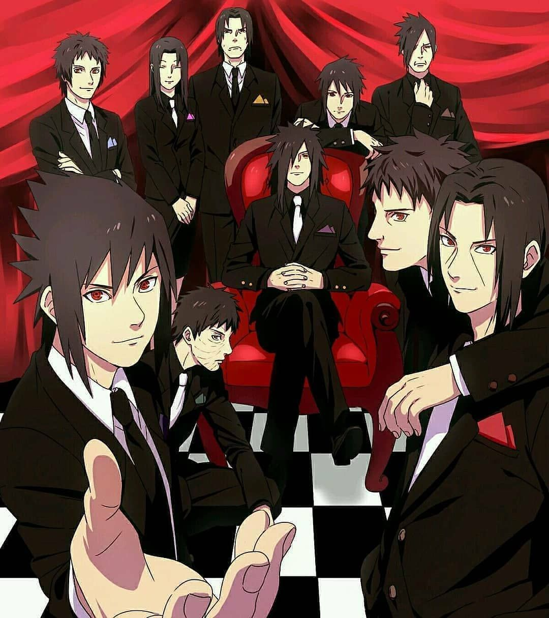 Who Is Your Favorite Uchiha