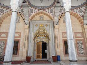 Mehmet Akıncı: Sabancı Merkez Camii Adana
