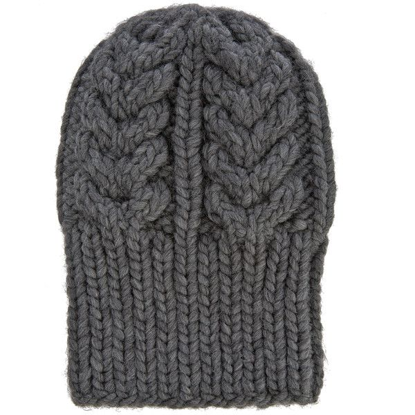 I Love Mr Mittens Cable beanie hat (10.540 RUB) ❤ liked on Polyvore featuring accessories, hats, cable knit hat, beanie cap hat, beanie caps, beanie hat and cable beanie hat