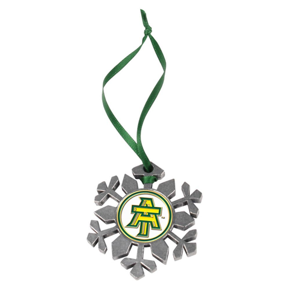 University of michigan christmas ornaments - Arkansas Tech University Ncaa Snow Flake Ornament