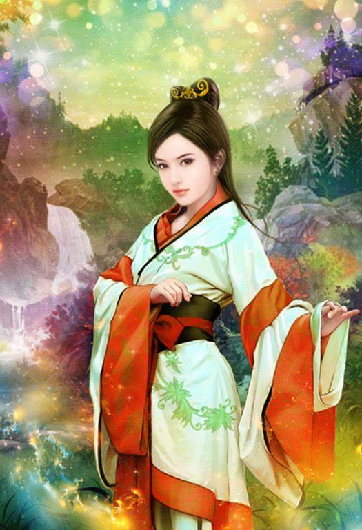 Roles of women in asian art