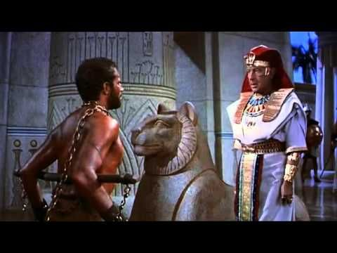 The Ten Commandments 1956 Chunk 04 Pharaoh I Court Epic Film Blockbuster Movies Prince Of Egypt